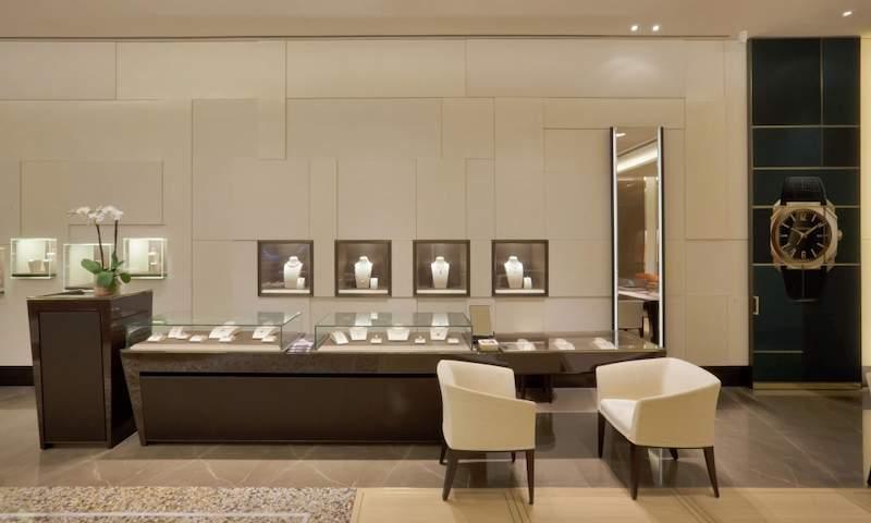 event: bvlgari landmark chater flagship store re